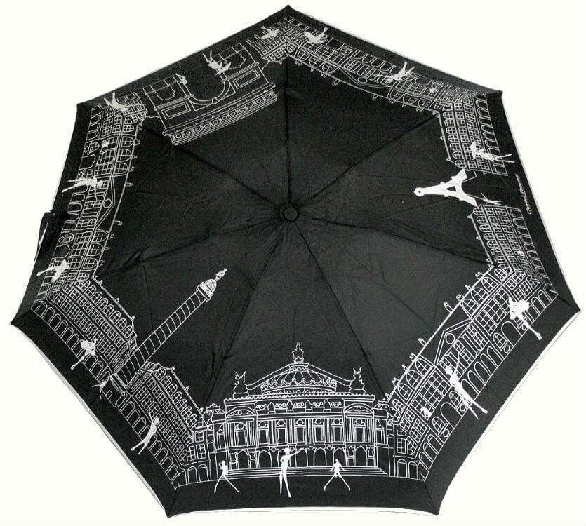 Зонт мини Chantal Thomass 209-nero Paris