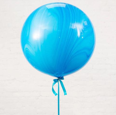 Большой шар Голубой-Агат