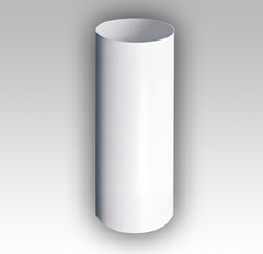 Воздуховод круглый 150 мм 0,5 м пластиковый