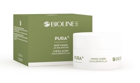 Крем нормализующий Bioline PURA+ 50мл