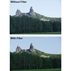 Ультрафиолетовый фильтр Fujimi UV Filter на 37mm