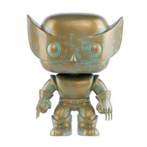 Фигурка Funko POP! Bobble: Marvel: Marvel 80th: Wolverine (PT)(Exc)