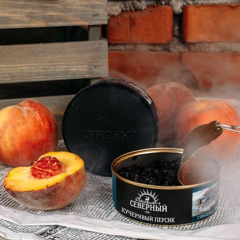 Табак для кальяна Северный Кучерявый персик 100 гр