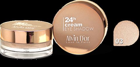 Alvin D`or AES-15 Тени для век 24h Cream EyeShadow (тон 03)
