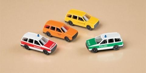 Набор спецавтомобилей - 4шт. (TT)