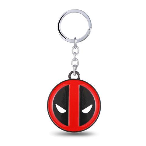 Keychain Deadpool Marvel Logo