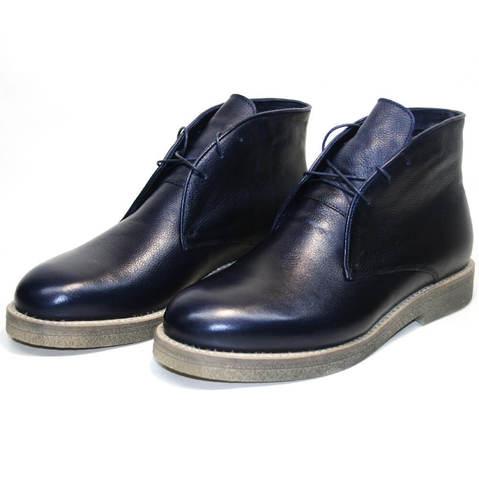 Зимние ботинки мужские Ikoc 004-9S