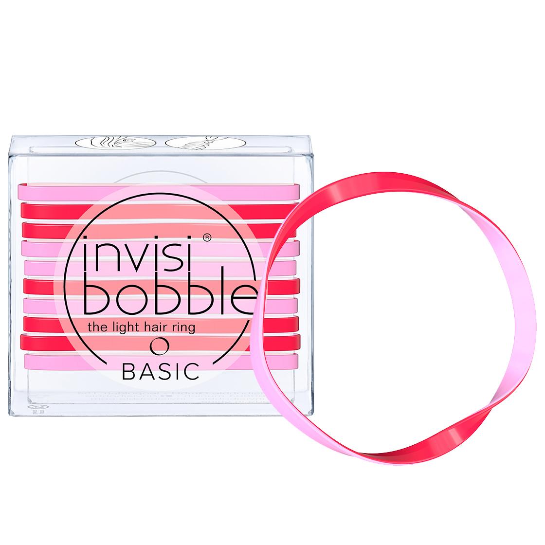 Резинки для волос invisibobble BASIC Jelly Twis