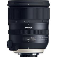 Объектив Tamron AF SP 24-70mm f/2.8 DI VC USD G2 (A032) для Canon EF