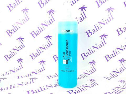 Dual Renascence Увлажняющая сыворотка для восстановления волос, 500 мл.