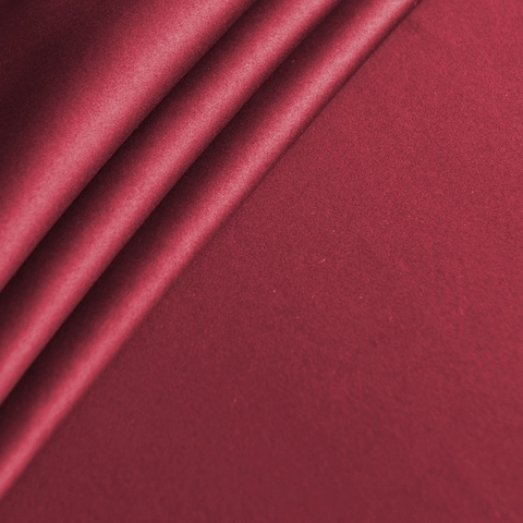 Ткань димаут Джина бордовый