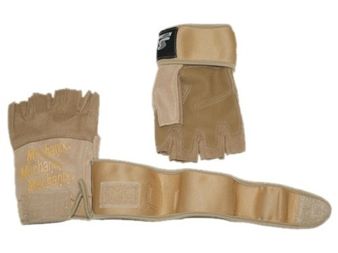 Перчатки для тяжёлой атлетики. Размер M/L.