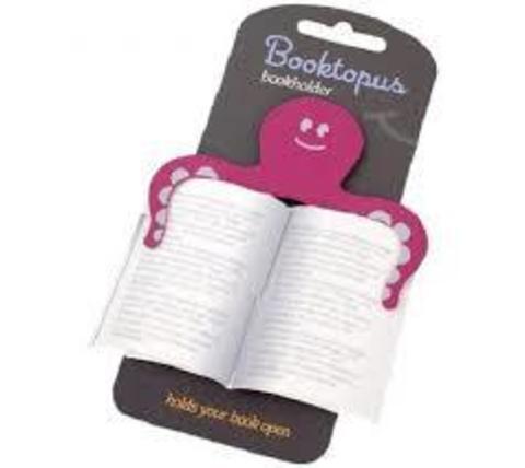 Booktopus Pink