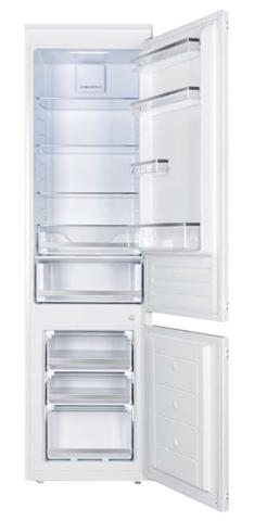 Встраиваемый холодильник Maunfeld MBF177NFFW