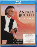 Andrea Bocelli ‎/ Cinema (Blu-ray)