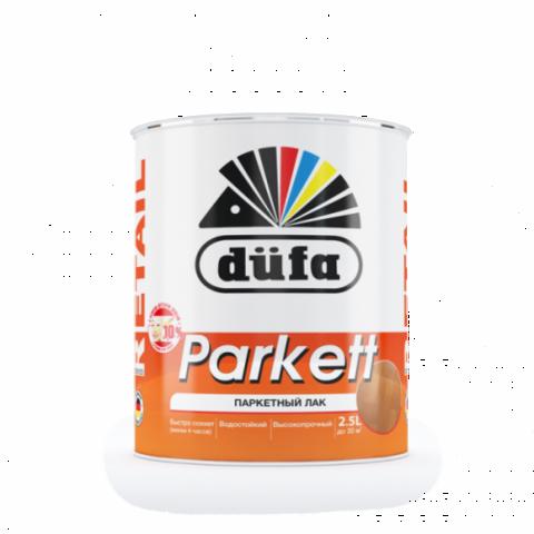 Dufa Retail PARKETT/Дюфа Ритейл Паркет Лак паркетный.