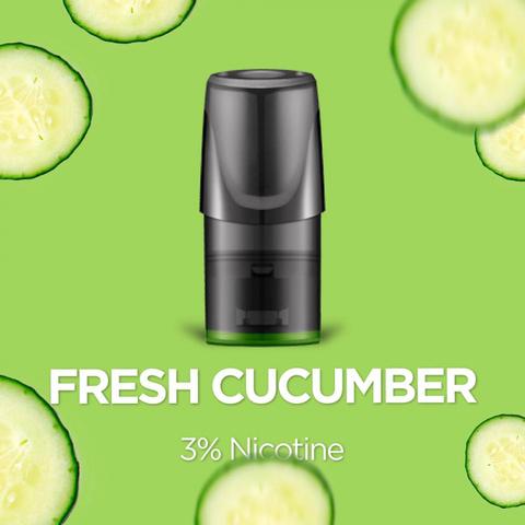 Сменный Картридж RELX 2ml Fresh Cucumber 3% (упаковка из 3шт)