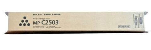 Картридж Ricoh MPC2503 Bk 841925 черный