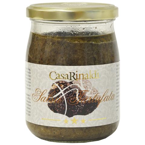 Соус Salsa грибной  с трюфелем Casa Rinaldi 500г