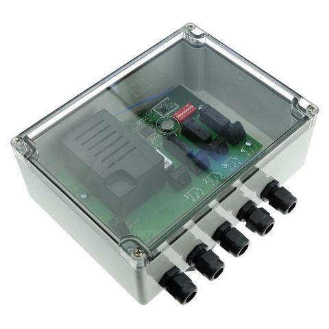 4-канальный релейный приемник HER 4 BS для приводов Hormann