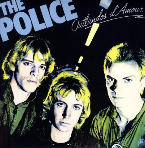 The Police / Outlandos D'amour (LP)