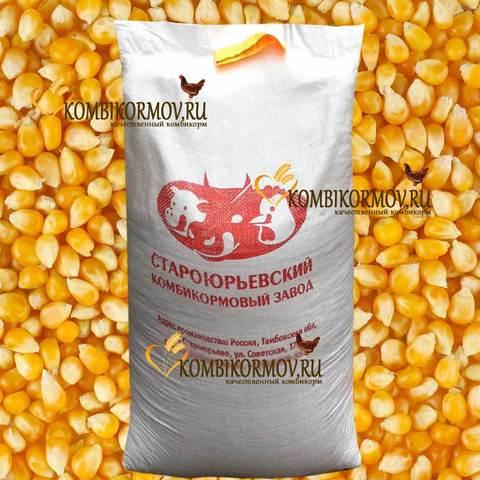 Кукуруза гранулированная