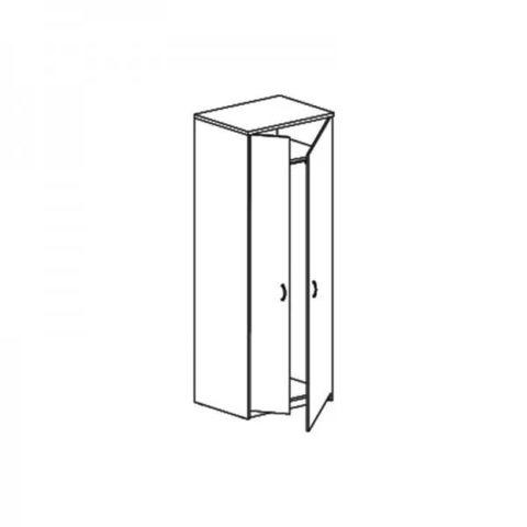 W-49+W-9.2 Шкаф для одежды (72*36*183)