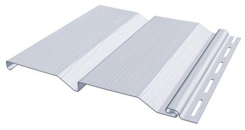 Сайдинг Файнбир Standart Classic Color серо-голубой 3660х205 мм