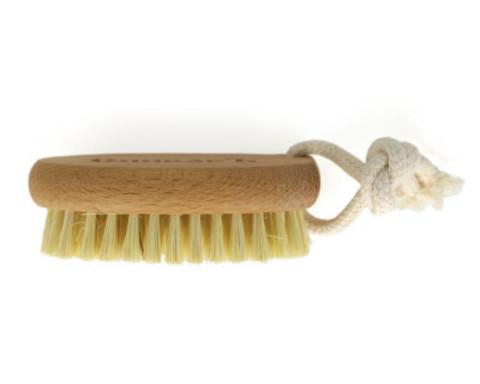 СпивакЪ Массажная щетка для сухого массажа с щетиной из кактуса (без ручки)
