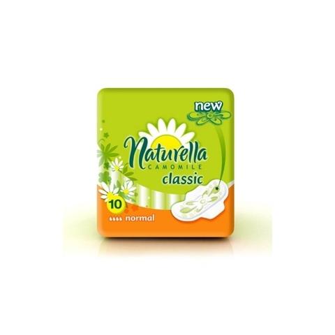 "Прокладки ""Naturella""   Ultra normal с крылышками 10шт"