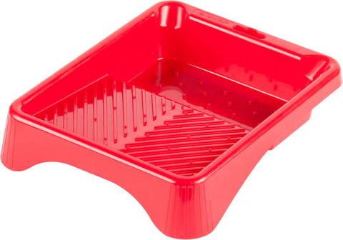 Ванночка ЗУБР малярная пластмассовая, для валиков до 140 мм, 200х240мм, 0,3 л