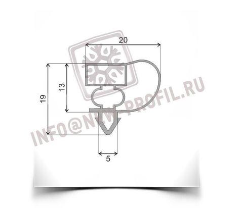 Уплотнитель для холодильного шкафа Derby DK 9620 размер 1590*565 мм(004)