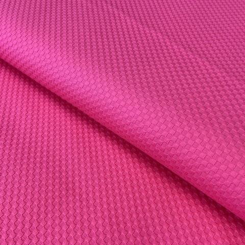 Ткань хлопок пике розовый 2019