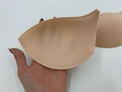 Чашки спейсер серебристый пион (70В-75А-65С)