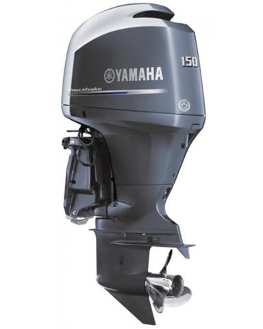 Лодочный мотор Yamaha F150 AETX