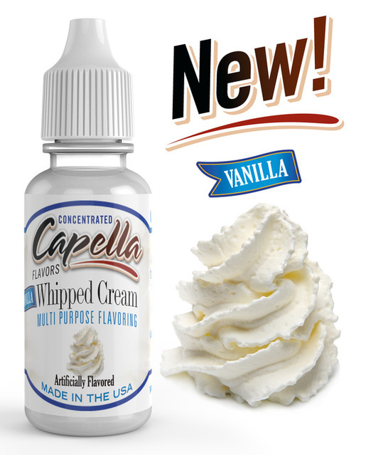 Ароматизатор Capella  Vanilla Whipped Cream