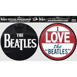 Слипмат Для Проигрывателя Виниловых Пластинок (The Beatles - I Love The Beatles)
