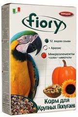 Корм для крупных попугаев FIORY Pappagalli