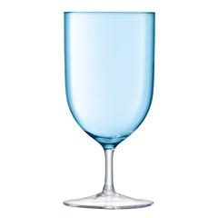 Набор из 2 бокалов для воды и вина «Hint», 400 мл бирюзовый, фото 2