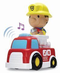 Keenway Пожарная машинка с фигуркой (12673)