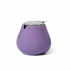 9405 FISSMAN Сахарница 600мл, цвет ЛИЛОВЫЙ (керамика)