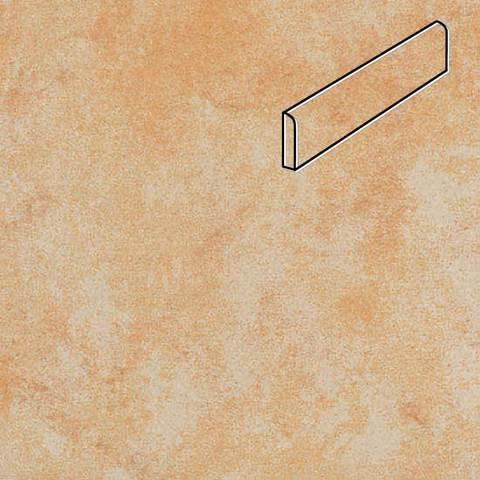 Stroeher - Euramic Cavar E 541 facello 294х73х8 артикул 8106 - Клинкерный плинтус