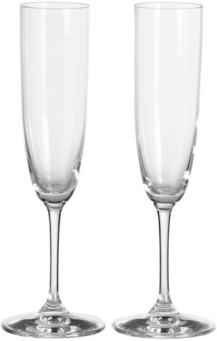 Набор из 2 бокалов для шампанского Riedel, «Champagne Glass», 160 ml