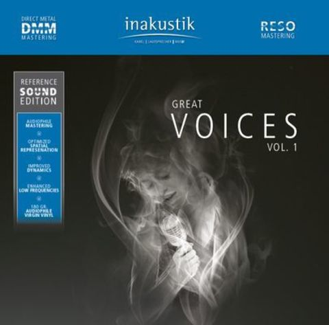 Inakustik CD, Great Voices, 0167501-1