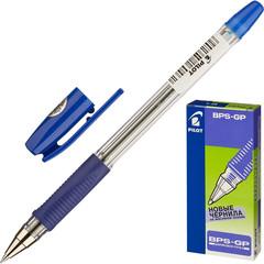 Ручка шариковая Pilot BPS-GP-EF синяя (толщина линии 0.25 мм)