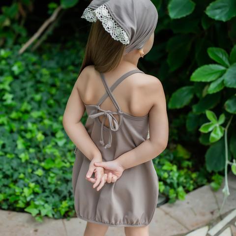 Платье-баллон