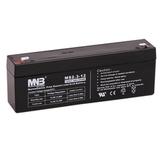 Аккумулятор MNB MS2,3-12 ( 12V 2,3Ah / 12В 2,3Ач ) - фотография