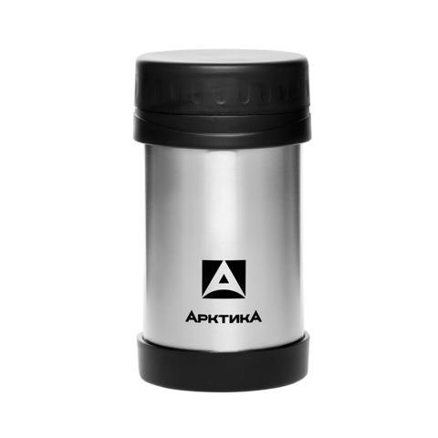 Термос для еды Арктика (0,5 литра), стальной
