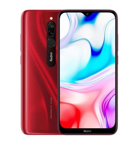 Смартфон Xiaomi Redmi 8 3/32 Gb Global (красный)