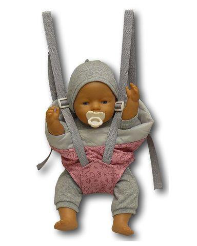 Рюкзак-кенгуру - Демонстрационный образец. Одежда для кукол, пупсов и мягких игрушек.
